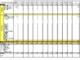 資金繰表のテンプレート書式