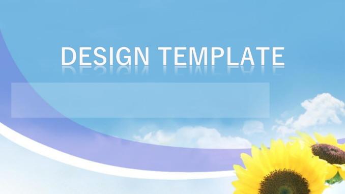 会員登録不要で無料でダウンロードできるデザインテンプレート02のテンプレート書式