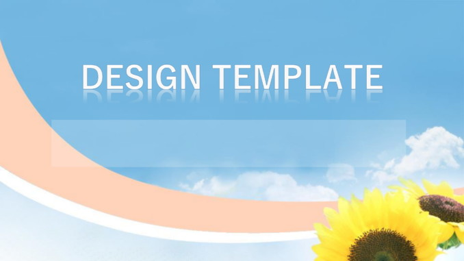 会員登録不要で無料でダウンロードできるデザインテンプレート04のテンプレート書式