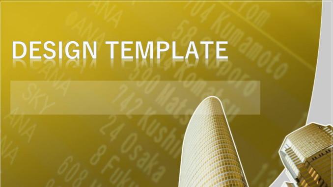 会員登録不要で無料でダウンロードできるデザインテンプレート10のテンプレート書式