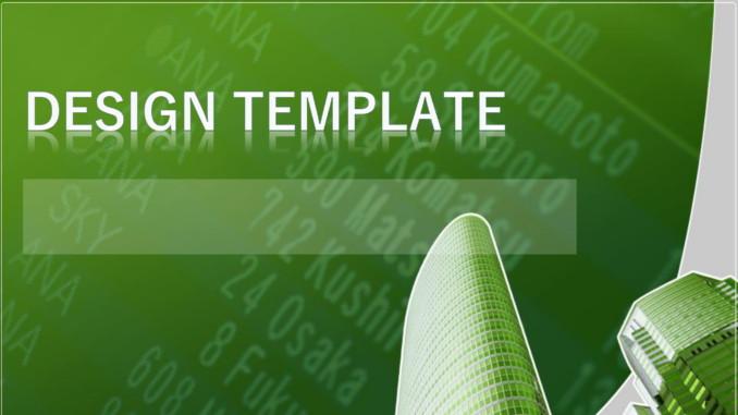 会員登録不要で無料でダウンロードできるデザインテンプレート11のテンプレート書式